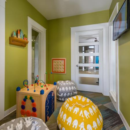 Children's Play Area| Infinity at Centerville Crossing
