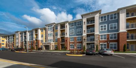 Apartment Exterior   Infinity at Centerville Crossing
