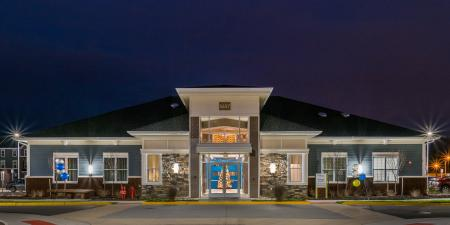 Ornate Club House   Infinity at Centerville Crossing