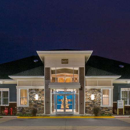 Ornate Club House | Infinity at Centerville Crossing