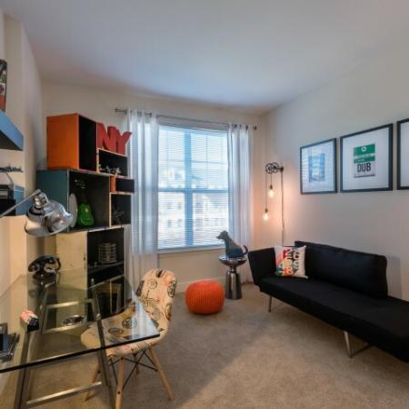 Elegant Bedroom | Pinnacle Apartments