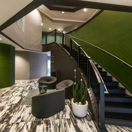 Glamorous Interior Clubhouse | Pinnacle Apartments