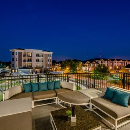 Scenic Overview | Pinnacle Apartments