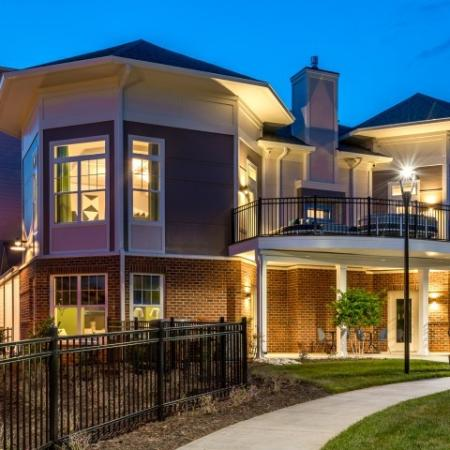 Magnificent Clubhouse | Pinnacle Apartments
