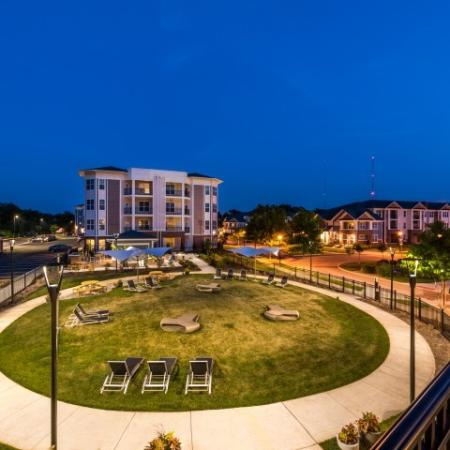 Ornate Clubhouse | Pinnacle Apartments