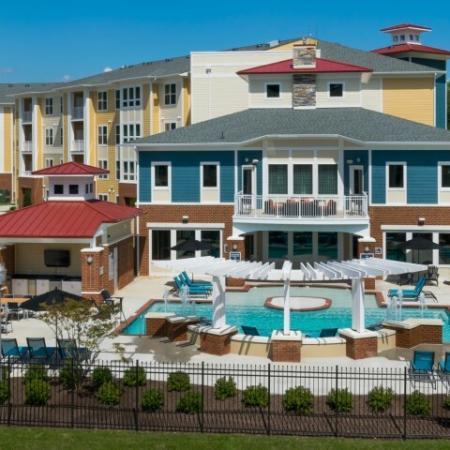 Apartments in Williamsburg For Rent | Aura at Quarterpath2
