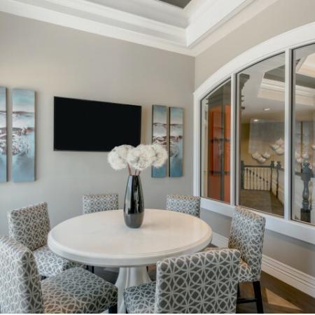 Living Room at Aura at Quarterpath2