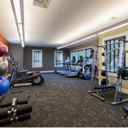 Fitness Center at Aura at Quarterpath2