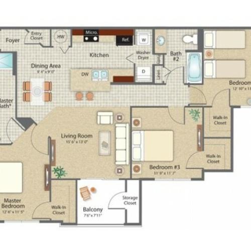 Bennett Creek Apartments