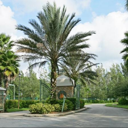 Monterra at Bonita Springs entrance | Bonita Springs apartments