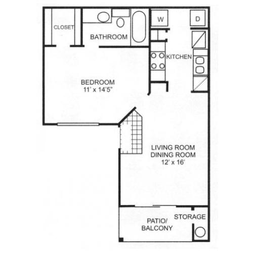 Canyon Creek Apartment Homes