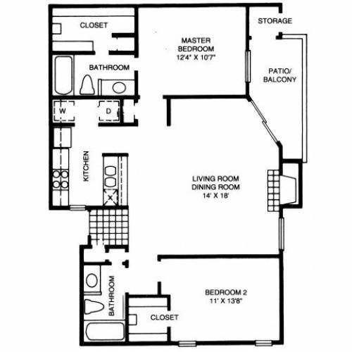 High Oaks Apartment Homes