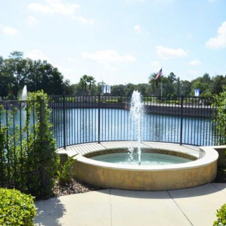 Sanford FL apartments with water views