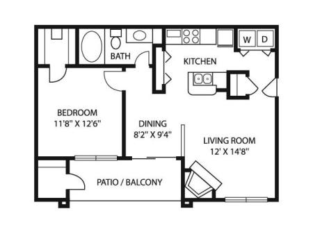 Addison Floorplan