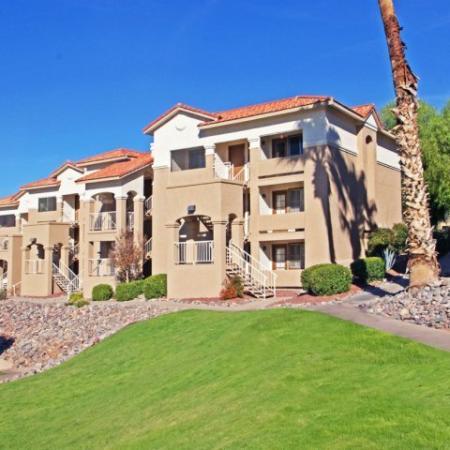 Apartment home exterior | Promontory | Tucson rentals
