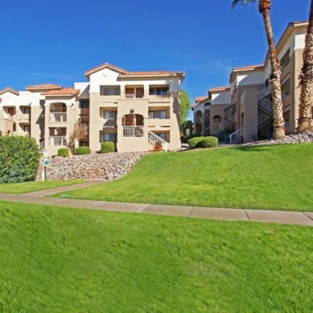 Apartment community exterior | Promontory | Tucson