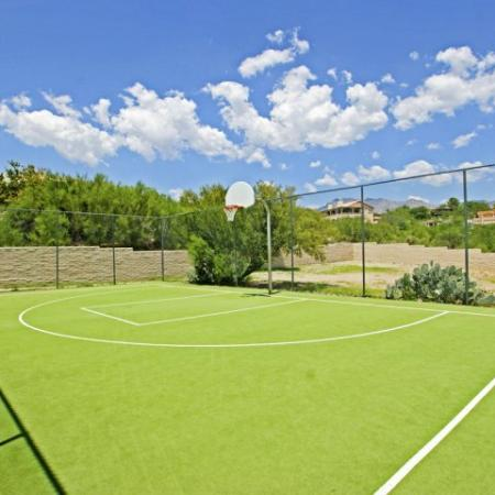 Tucson rentals with sport court