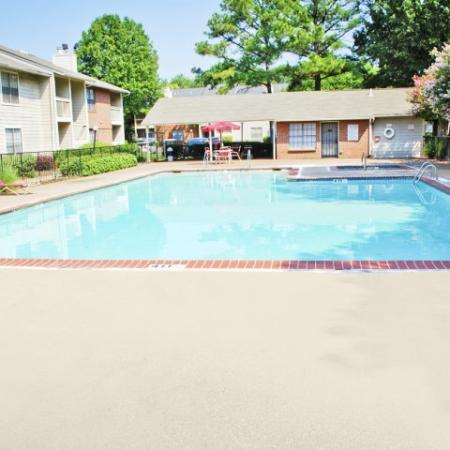 Memphis apartments with pool