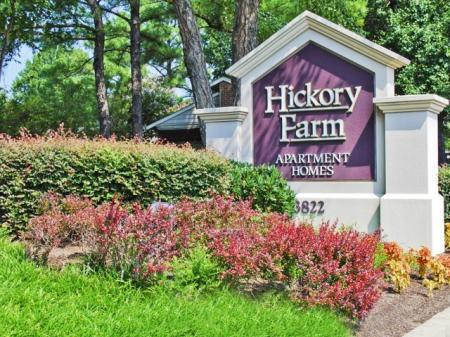 Hickory Farm apartments in Memphis TN