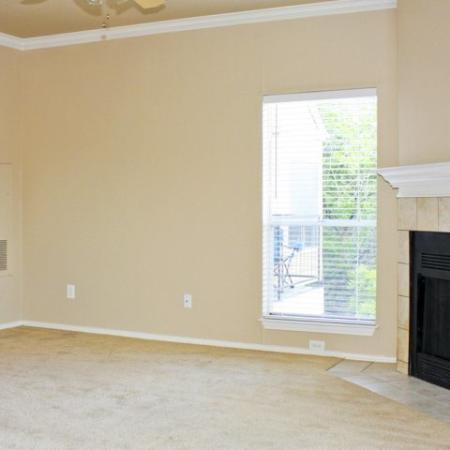 Apartment home with fireplace | Austin TX rental