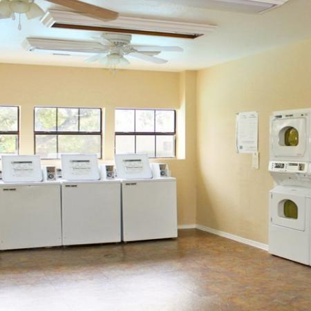 Apartment community laundry room | Madison at Walnut Creek