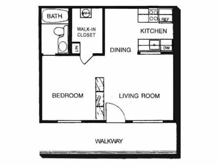 1A Floorplan