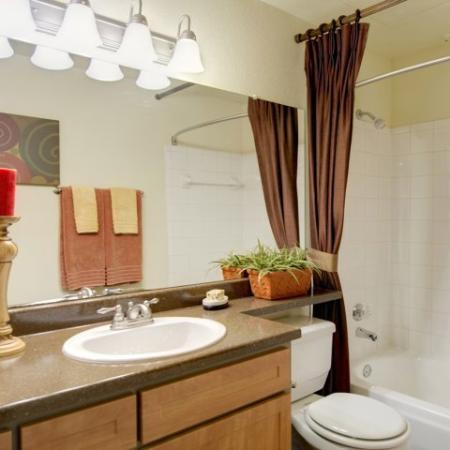 Master bathroom | Museo apartments