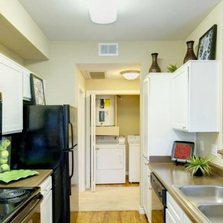 Built-in microwave | apartments in Museo | Austin TX