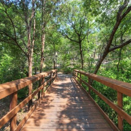 Running trail | Museo | Austin apartmemt
