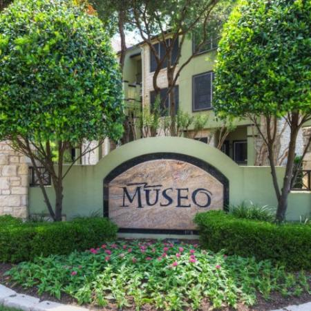 Museo community entrance | Taylor Draper Lane Austin