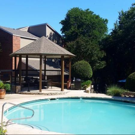 Great Hills apartments with pool