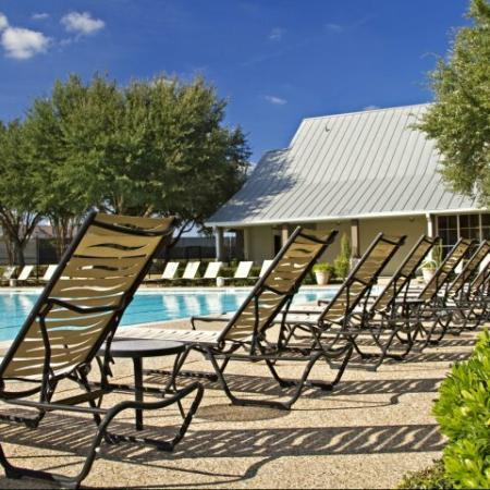 Community pool | Monterey Ranch