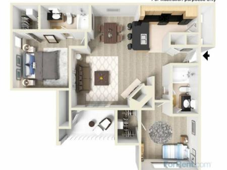 Bradford Floorplan