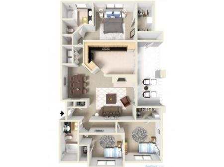 Charleston Floorplan