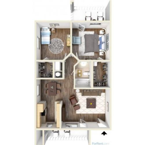 Promontory Apartment Homes