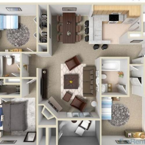The Pavilions Apartment Homes