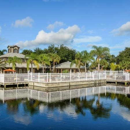 Melbourne FL apartments with water views