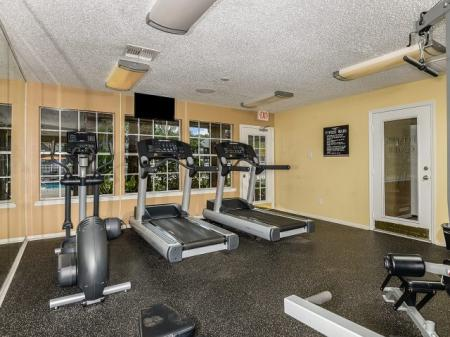 Melbourne FL apartments with gym