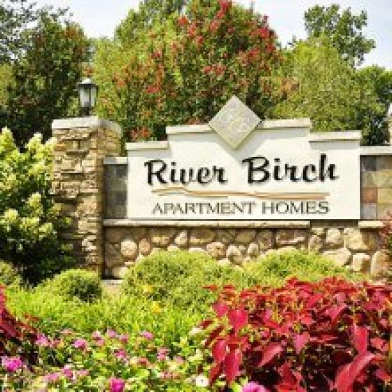 river birch apartment homes, river birch rental apartments ...