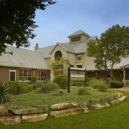 Monterey Ranch leasing office | Austin TX