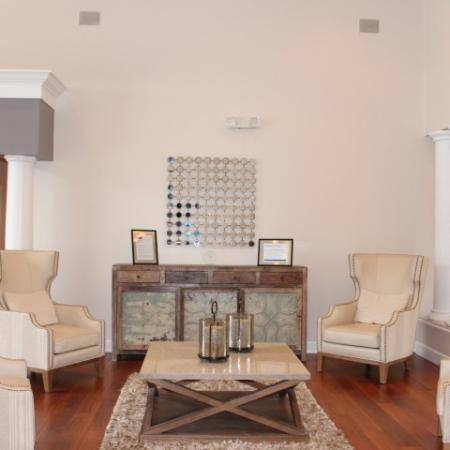 Ashlar apartments | Community clubhouse