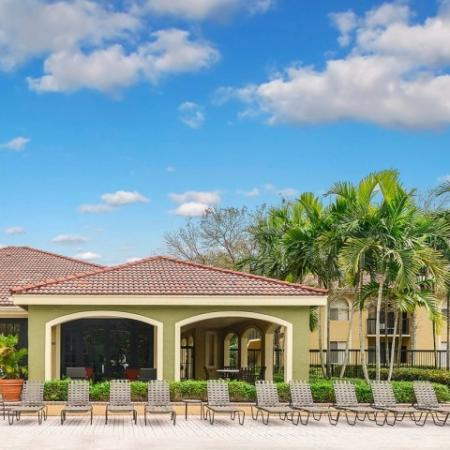 Coconut Creek apartments near Sawgrass Expressway