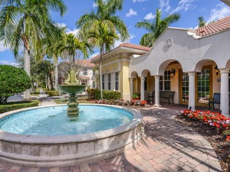 Townhome apartments in Jupiter
