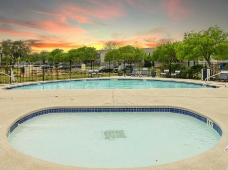 Corpus Christi apartments with pool