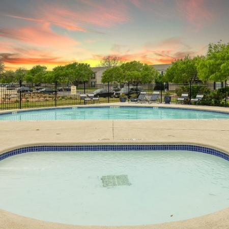 Corpus Christi apartments with pool