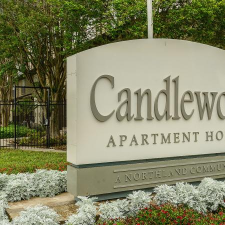 Candlewood apartments in Corpus Christi