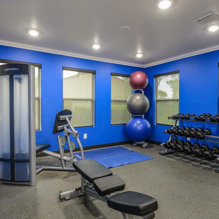 Candlewood apartments with gym