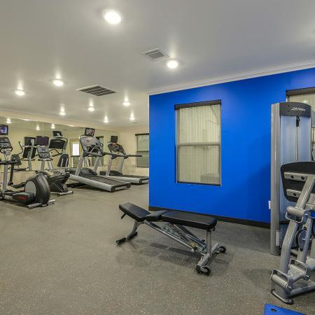 Corpus Christi apartment gyms