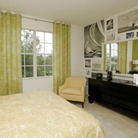Ashlar apartments | Spacious floor plans