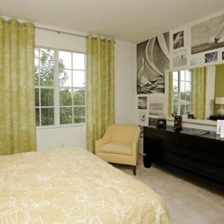 Ashlar apartments | Spacious floor plans